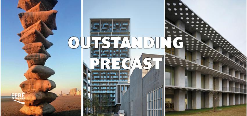 Nominaties Outstanding Precast