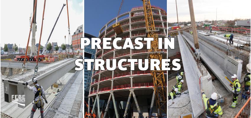 Nominaties – Precast in Structures