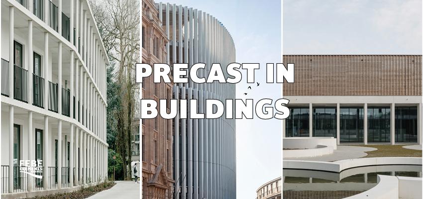 Nominaties – Precast in Buildings