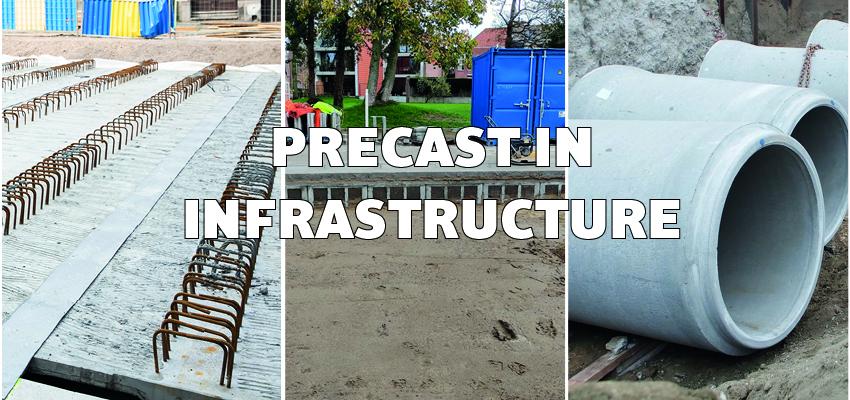 Nominaties- Precast in Infrastructure